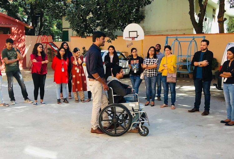 Orthopaedic Disability Awareness Session