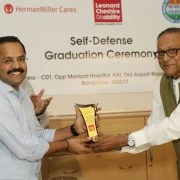 Self Defence Graduation Ceremony